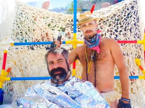 Burningman 2011