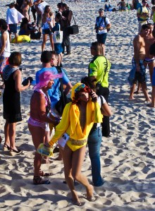 Mardi Gras Drag Race Bondi Beach 2011